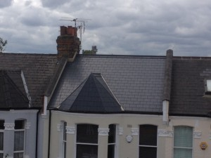 Loft Conversion in Kensel Green