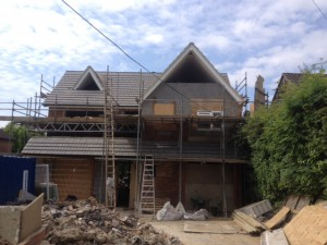 Roofing in Barnet